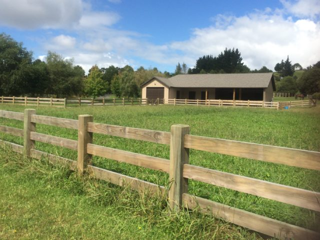 3 Rail Fences Post And Rail Fences Beams Amp Timber Nz