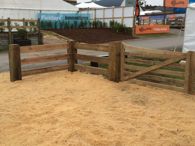 3 Rail Fences | Post and Rail Fences — Beams & Timber NZ