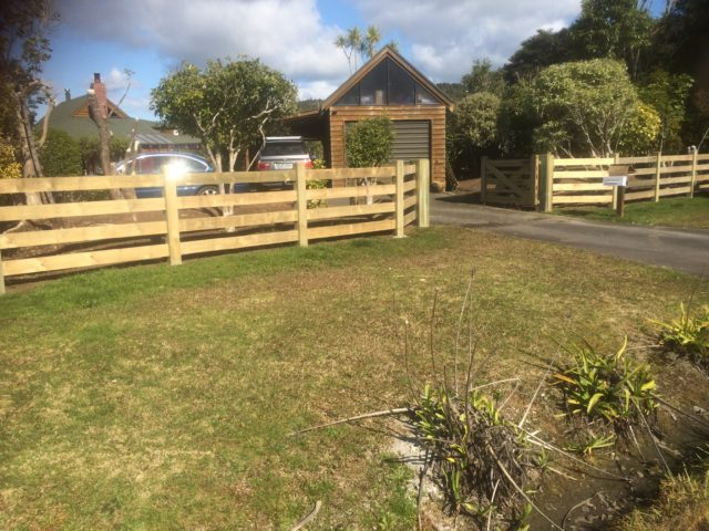 4 Rail Fences Post And Rail Fences Beams Amp Timber Nz